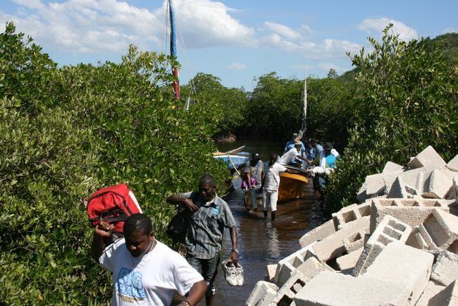 Interhelp startet Soforthilfe-Programm für Hurrikan-Opfer auf Haiti
