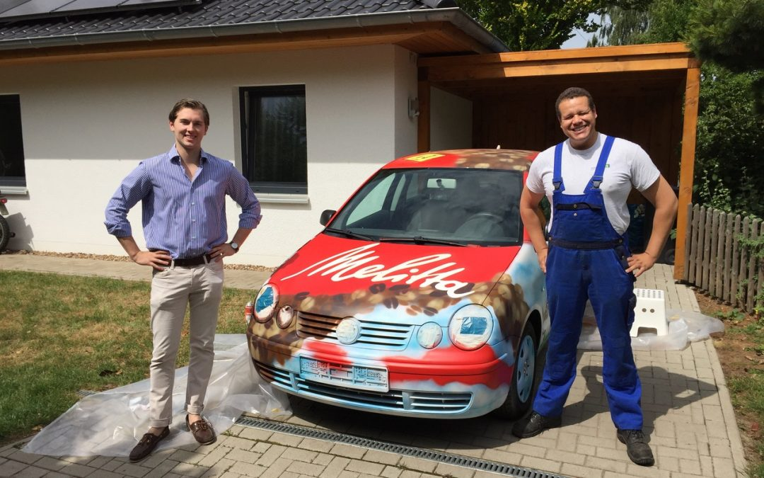 Mongol Rally Team Subtitled