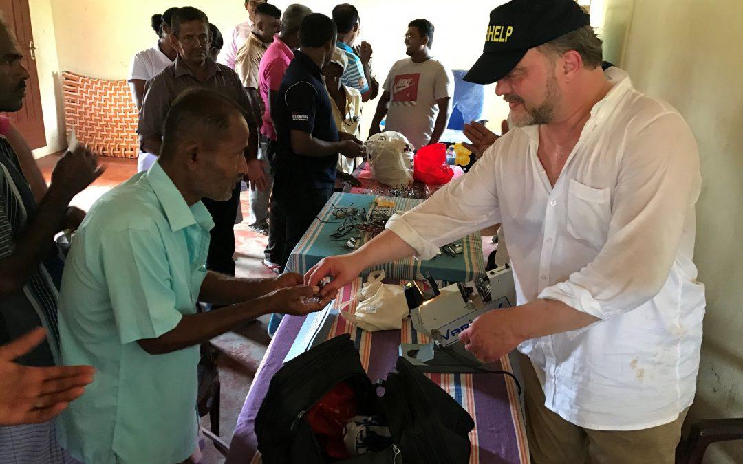 Fürst Alexander auf Dschungel-Mission in Sri Lanka