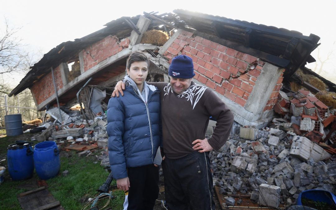 Erdbeben in Kroatien – Tote, Verletzte und eingestürzte Häuser / Interhelp bittet um Spenden
