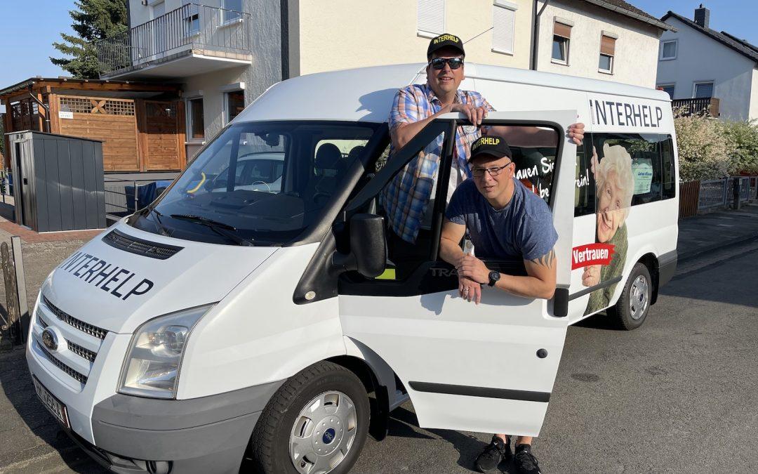 2332 Kilometer durch fünf Länder – Hamelner bringen Spezialfahrzeug nach Bulgarien